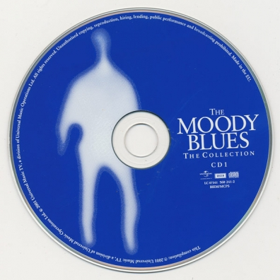 The Moody Blues (Зе Муди Блюз): The Collection