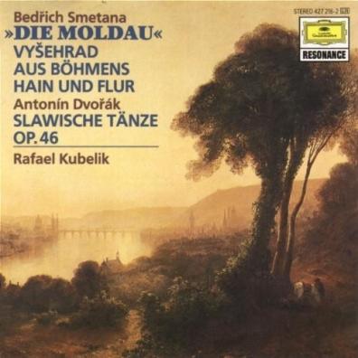 Rafael Kubelik (Рафаэль Кубелик): Smetana:Vysehrad+Moldau