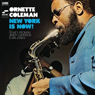 Ornette Coleman (Орнетт Коулман): New York Is Now!
