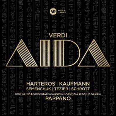 Pappano Kaufmann (Антонио Паппано): Aida