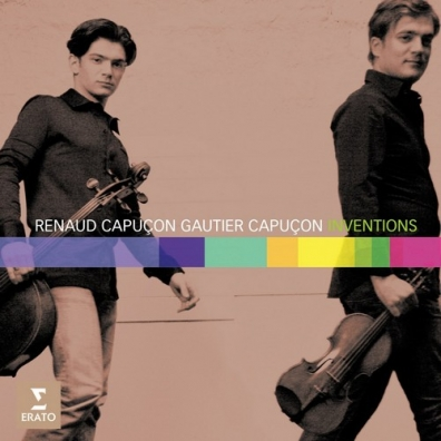 Renaud Capucon (Рено Капюсон): Inventions: Duets For Violin & Cello