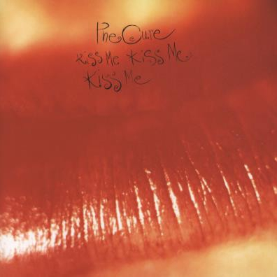 The Cure: Kiss Me, Kiss Me, Kiss Me