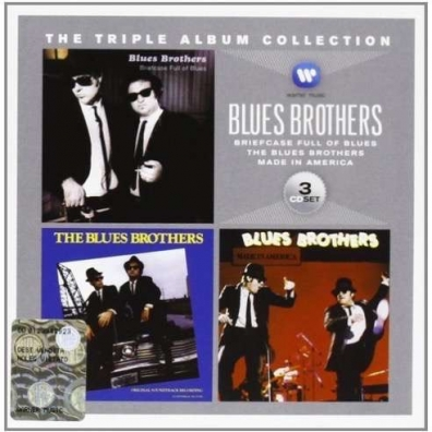 The Blues Brothers (Зе Братья Блюз): The Triple Album Collection
