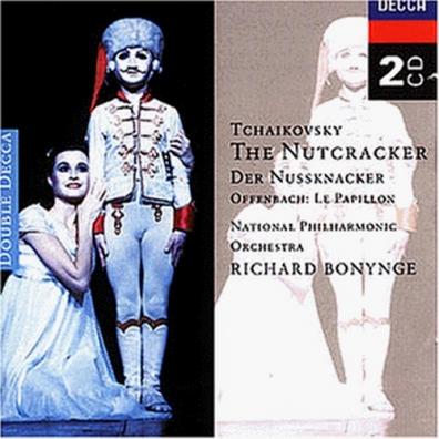 Richard Bonynge (Ричард Бонинг): Tchaikovsky: The Nutcracker/Offenbach: Le Papillon