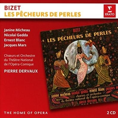 Pierre Dervaux (Пьер Дерво): Les Pecheurs De Perles