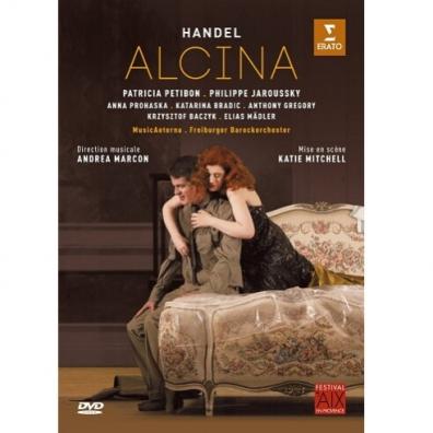 Philippe Jaroussky (Филипп Жарусски): Alcina
