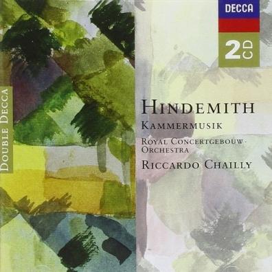 Riccardo Chailly (Рикардо Шайи): Hindemith: Kammermusik