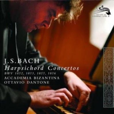 Ottavio Dantone (Оттавио Дантон): Bach: Harpsichord Concertos
