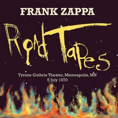 Road Tapes Venue 3 Frank Zappa Фрэнк Заппа купить на