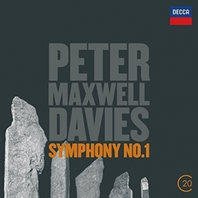 Simon Rattle (Саймон Рэттл): Maxwell Davies Symphony 1