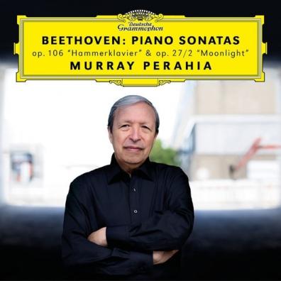 Murray Perahia (Мюррей Перайя): Beethoven: Piano Sonatas
