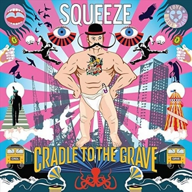Squeeze (Сквиз): Cradle To The Grave