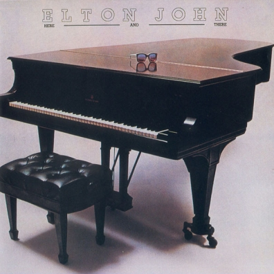 Elton John (Элтон Джон): Here And There