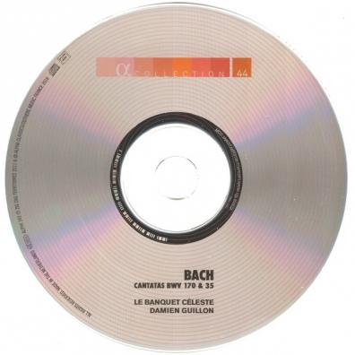 Johann Sebastian Bach (Иоганн Себастьян Бах): Bach: Cantatas Bwv 170 & 35