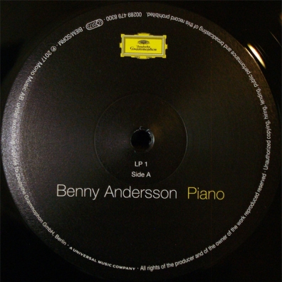 Benny Andersson (Бенни Андерссон): Piano