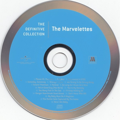 The Marvelettes (Марвелетс): The Definitive Collection