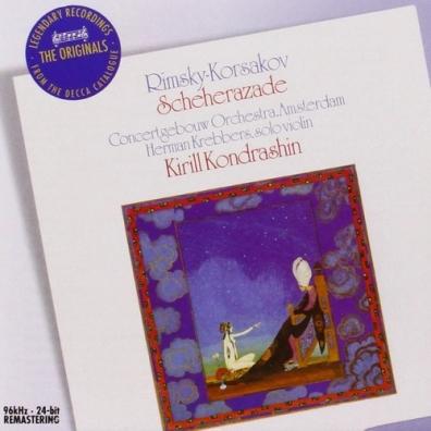 Kyril Kondrashin (Кирилл Кондрашин): Rimsky-Korsakov: Scheherazade