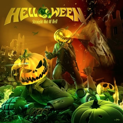 Helloween (Зе Хэллоуин): Straight Out Of Hell