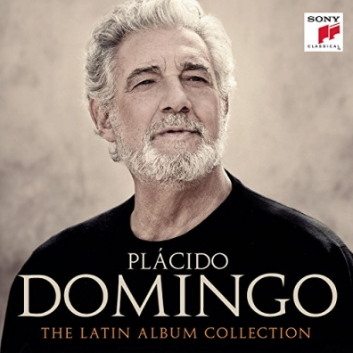 Placido Domingo (Пласидо Доминго): The Latin Album Collection
