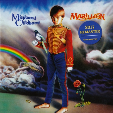 Marillion (Мариллион): Misplaced Childhood