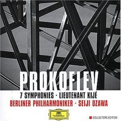 Seiji Ozawa (Сэйдзи Одзава): Prokofiev: 7 Symphonies; Lieutenant Kije