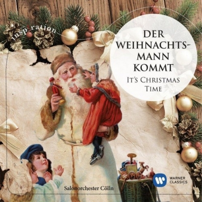 Salonorchester Koln: It'S Christmas Time!