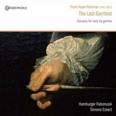 Simone Eckert (СимонаЭккерт): The Last Gambist: Sonatas For Viola Da Gamba