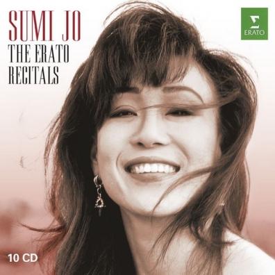 Sumi Jo (Чо Суми): The Sumi Jo Erato Recordings