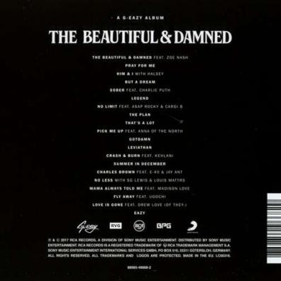 G-Eazy (Джей-изи): The Beautiful & Damned