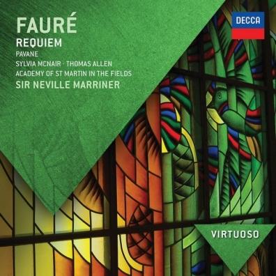 Sir Neville Marriner (Невилл Марринер): Faure: Requiem