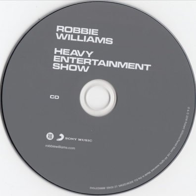 Robbie Williams (Робби Уильямс): Heavy Entertainment Show