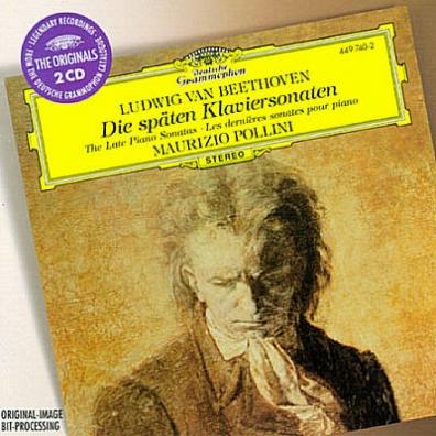 Maurizio Pollini: Beethoven: Late Piano Sonatas