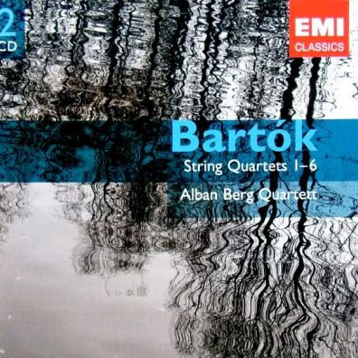 Alban Berg Quartett (Квартет Альбана Берга): String Quartets
