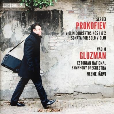 Sergei Prokofiev (Сергей Сергеевич Прокофьев): Prokofiev: Violin Concertos 1 & 2. Sonata For Solo Violin Op.115