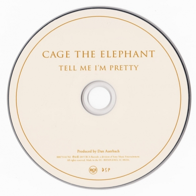 Cage The Elephant (Кейдж зе элефант): Tell Me I'M Pretty