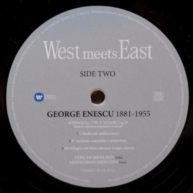 Yehudi Menuhin (Иегуди Менухин): West Meets East