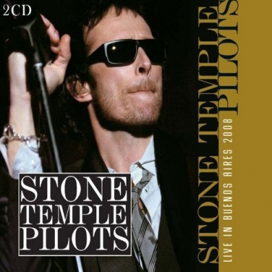 Stone Temple Pilots (Стоне Темпле Пилотс): Live In Buenos Aires - 2008
