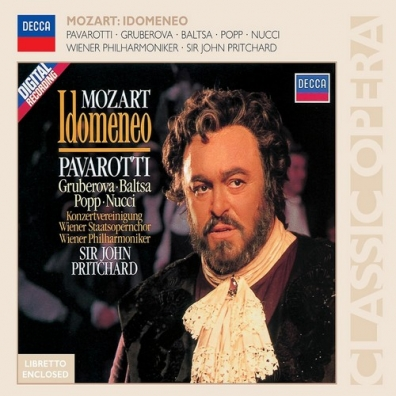 Sir Charles Mackerras (Чарльз Маккеррас): Mozart: Idomeneo