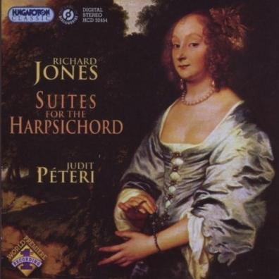 Peteri Judit (Джудит Питерс): Suites For The Harpsichord