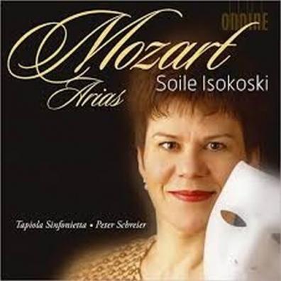 Soile Isokoski (Сойле Исокоски): Arias