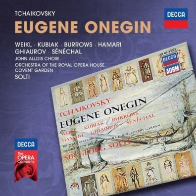 Sir Georg Solti (Георг Шолти): Tchaikovsky: Eugene Onegin