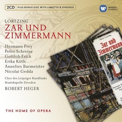 Robert Heger (Роберт Хегер): Zar Und Zimmermann