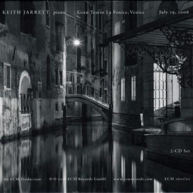 Keith Jarrett (Кит Джарретт): La Fenice