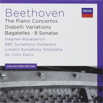 Stephen Kovacevich (Стивен Ковачевич): Beethoven Piano Concertos