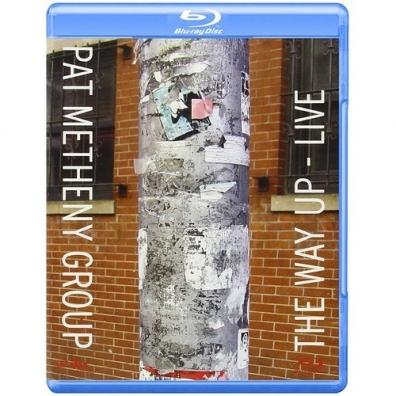 Pat Metheny (Пэт Метени): The Way Up - Live