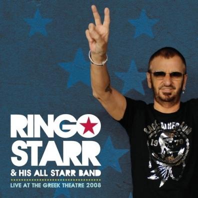 Ringo Starr (Ринго Старр): Live At The Greek Theatre