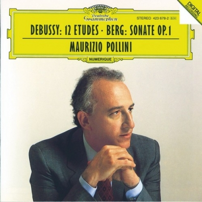 Maurizio Pollini (Маурицио Поллини): Debussy: 12 Etudes pour le piano