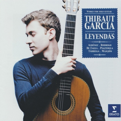 Leyendas - Works For Solo Guitar By Albeniz, Falla, Rodrigo, Tarrega, Manjon And Piazzolla
