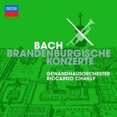 Riccardo Chailly (Рикардо Шайи): Bach:6 Brandenburg Concertos