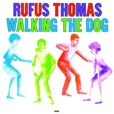 Rufus Thomas (Руфус Томас): Walking The Dog